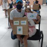 Niños y niñas del municipio de Los Patios  sacan a flote su  creatividad