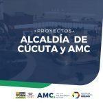 Proyectos en convenio con la Alcaldía de Cúcuta y el Área Metropolitana