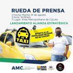 RUEDA DE PRENSA ¡Mi Taxi aporta a la movilidad de mi ciudad!